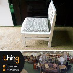 Ghế sofa gỗ đệm