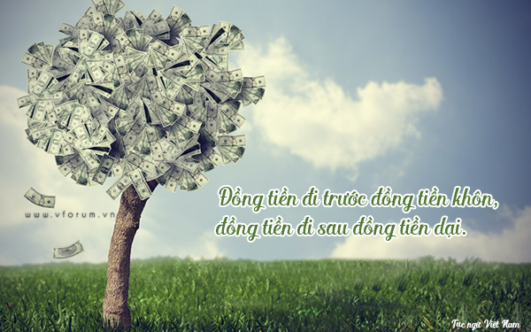 câu nói hay về giàu có nghèo khó