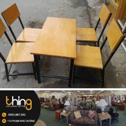 bàn ghế quán ăn cũ Đà Nẵng
