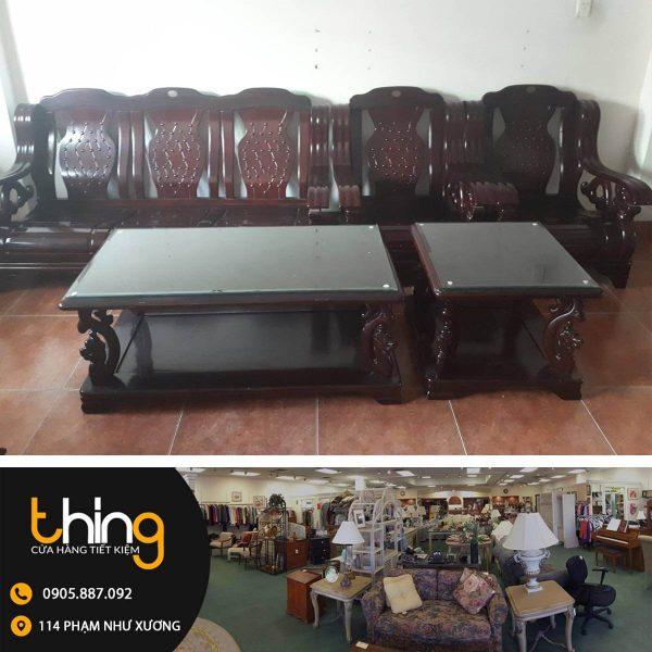bàn ghế salon cũ Đà nẵng