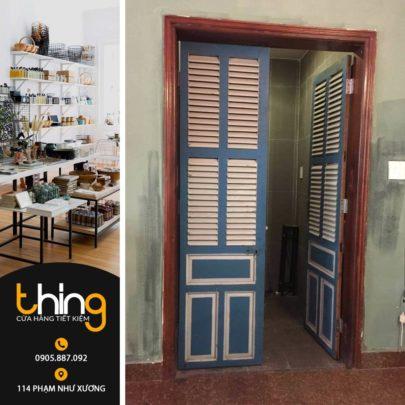 cửa gỗ đồ cũ Đà Nẵng