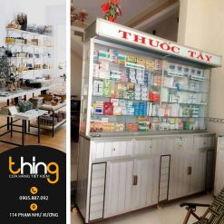 tủ bán thuốc tây tại Đà Nẵng