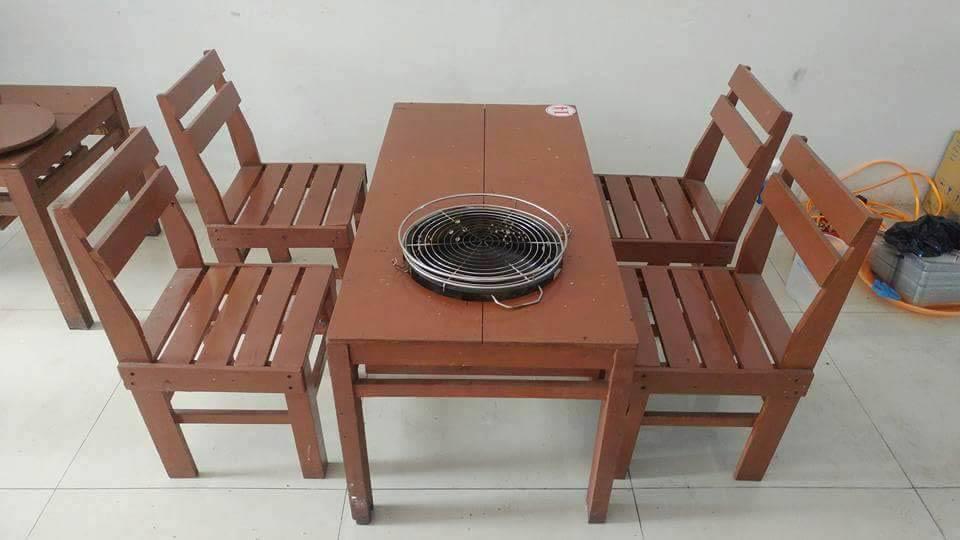 bàn ghế quán nhậu đà nẵng
