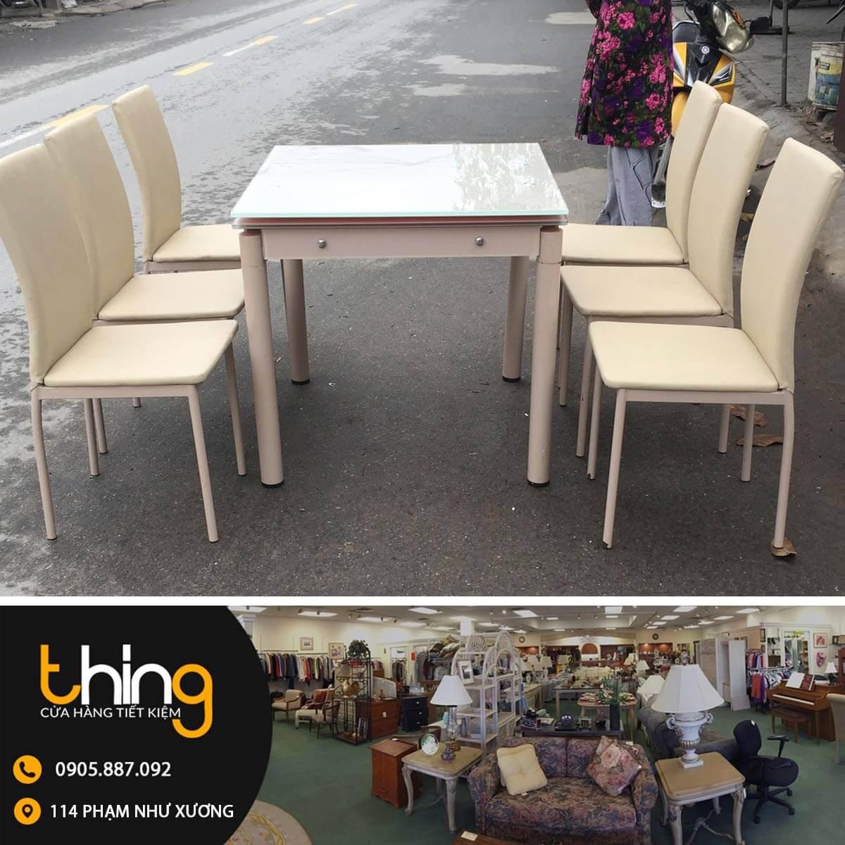 bộ bàn ghế mở rộng Đà Nẵng