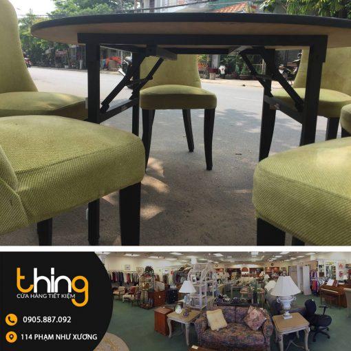Bàn ghế nhà hàng thanh lý tại Đà Nẵng