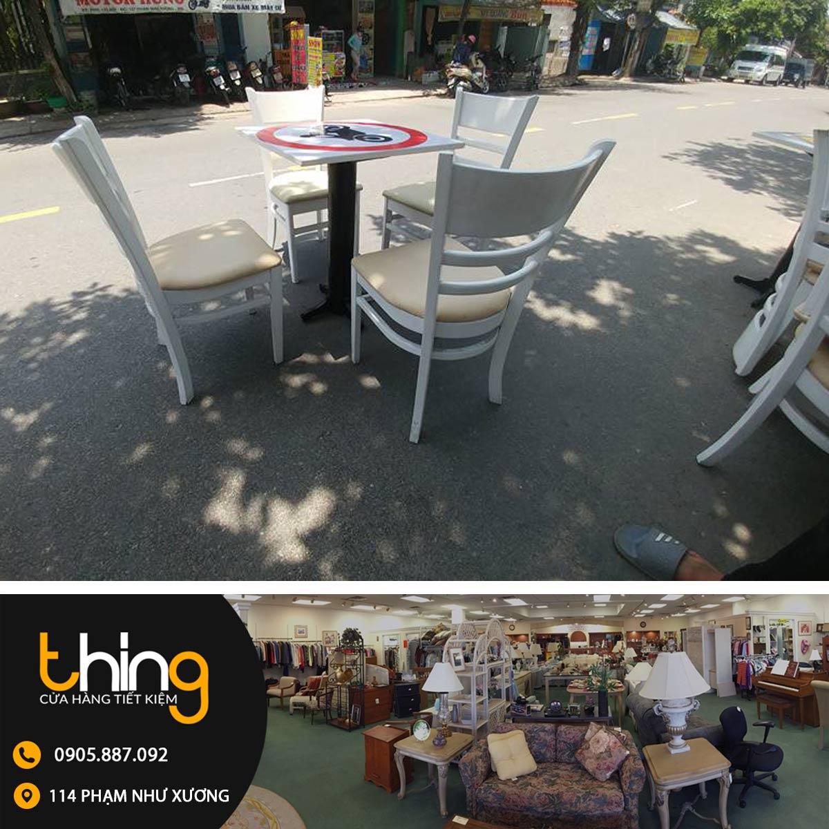 thanh lý bàn ghế tại Đà Nẵng