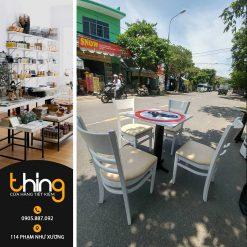 thanh lý ghế cafe Đà Nẵng